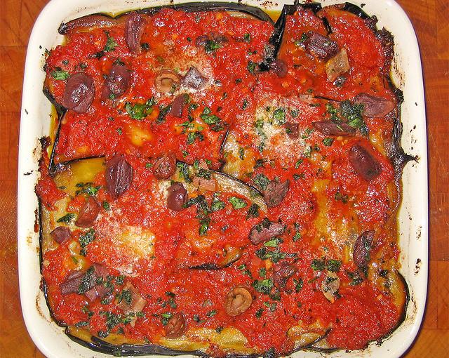 Kuchnia włoska i także nasze polskie mięso sezonowane